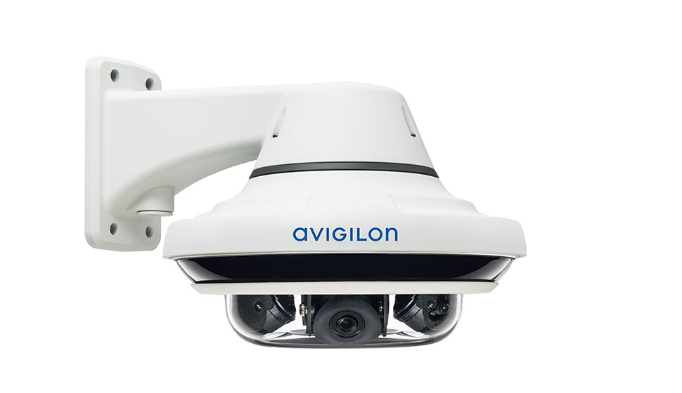 Core security in essex cctv avigilon camera